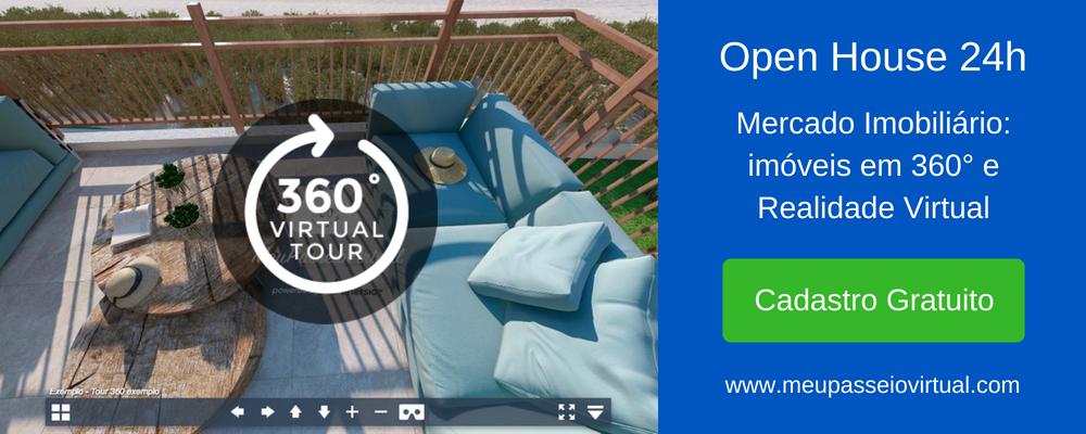 Open House 24h - Mercado imobiliário  imóveis em 360 e Realidade Virtual bbd70a0bce
